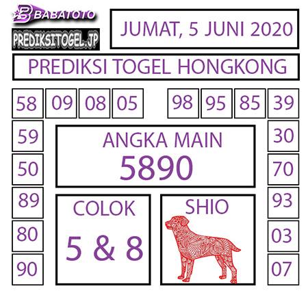 Prediksi HK Malam Ini 05 Juni 2020 - Babatoto