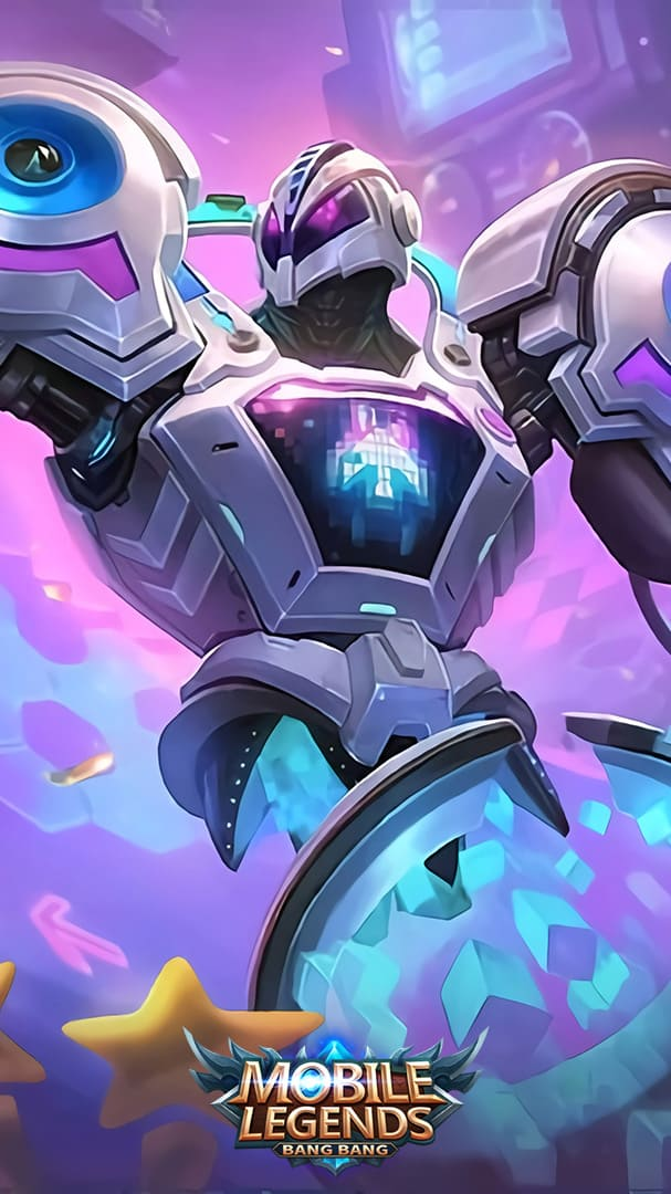 Wallpaper Uranus Video Game Dominator Skin Mobile Legends HD for Android and iOS