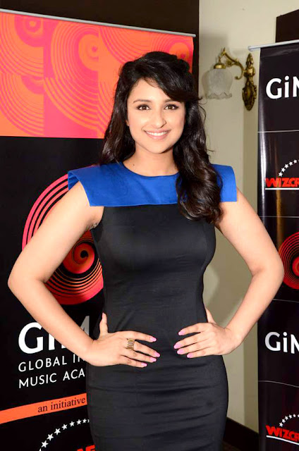 Parineeti Chopra at 'GIMA' press meet