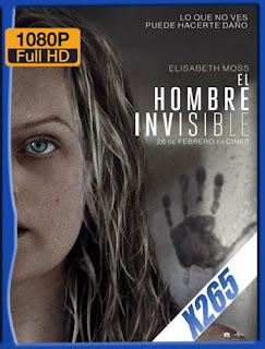El Hombre Invisible (2020) H265 [1080p] Latino  [Google Drive] Panchirulo