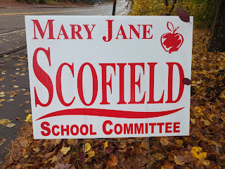 Franklin Candidate Interview: Mary Jane Scofield