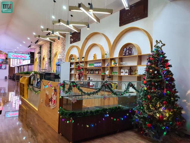 Thiết kế thi công quán cafe rẻ đẹp nhất Đồng Nai