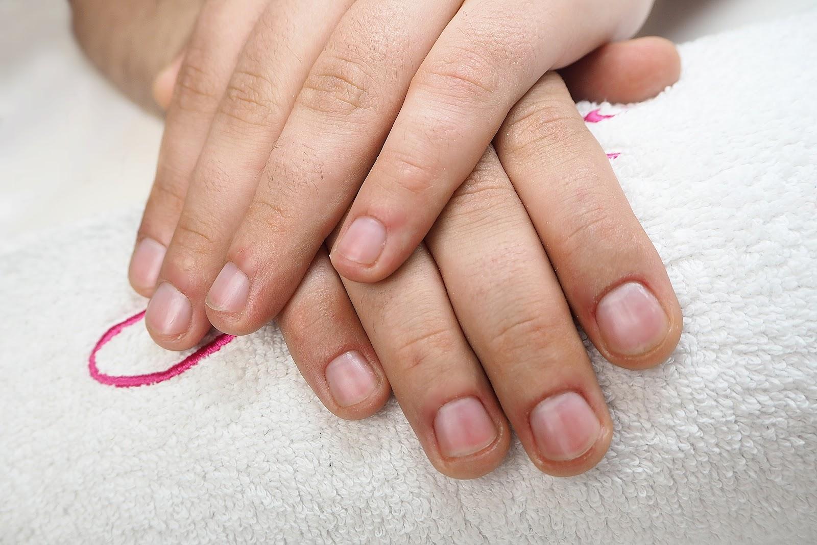 kosmetyka męskich paznokci