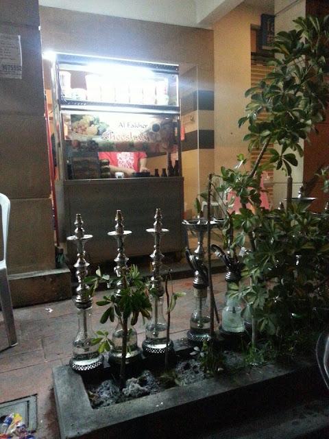 restoran Al-Safa, Pelangi Damansara