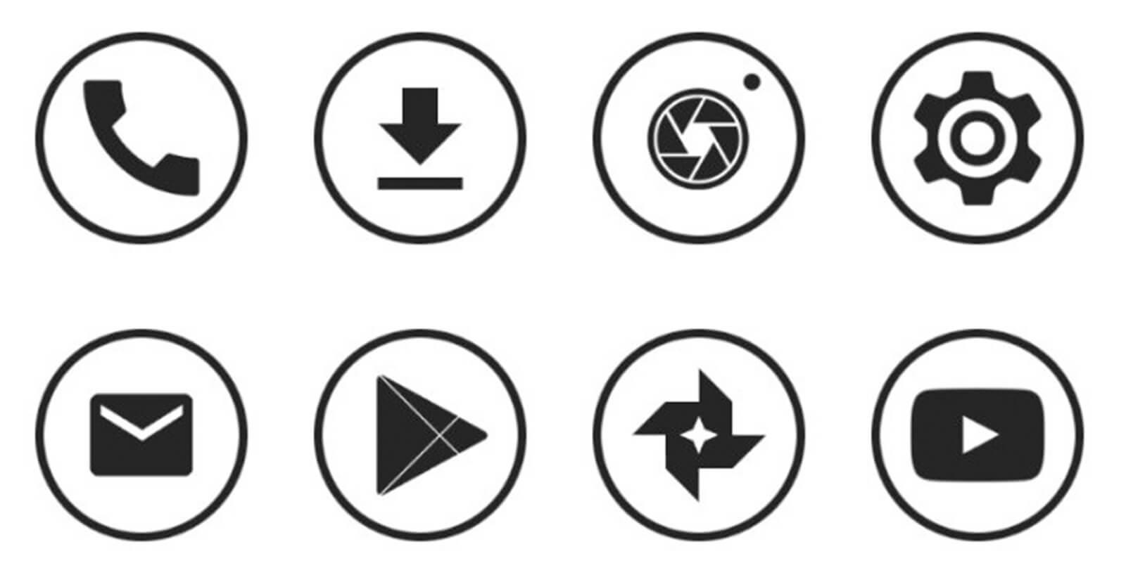 Nimbbi Icon Pack APK