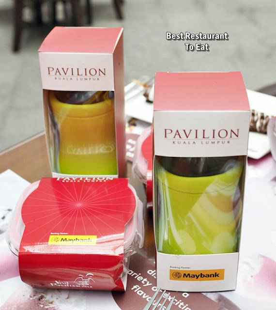 2018 Journey Of Taste Pavilion Kuala Lumpur Maybank Card Deals
