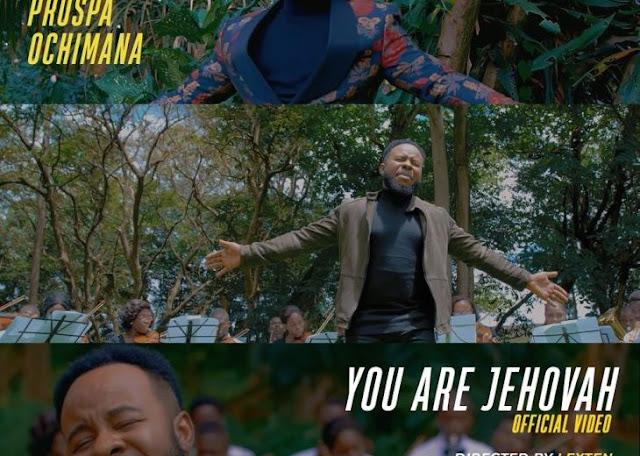 Prospa Ochimana -You Are Jehovah + Lyrics