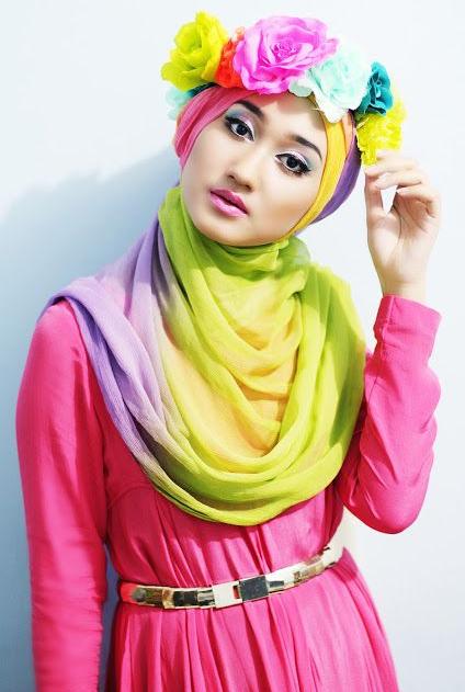 Busana Muslim 2015 Dian Pelangi