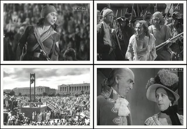 Historia De Dos Ciudades 1935 Espanol Descarga Cine Clasico