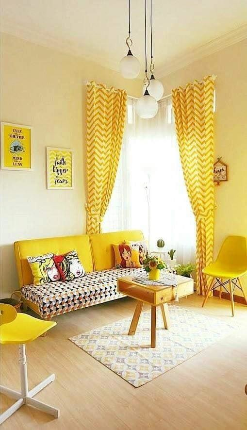 15 Desain Inspiratif Interior Rumah