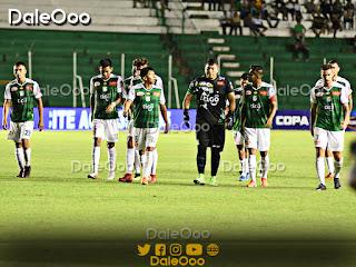 Oriente Petrolero se dejó empatar el partido sobre la hora con Nacional Potosí - DaleOoo