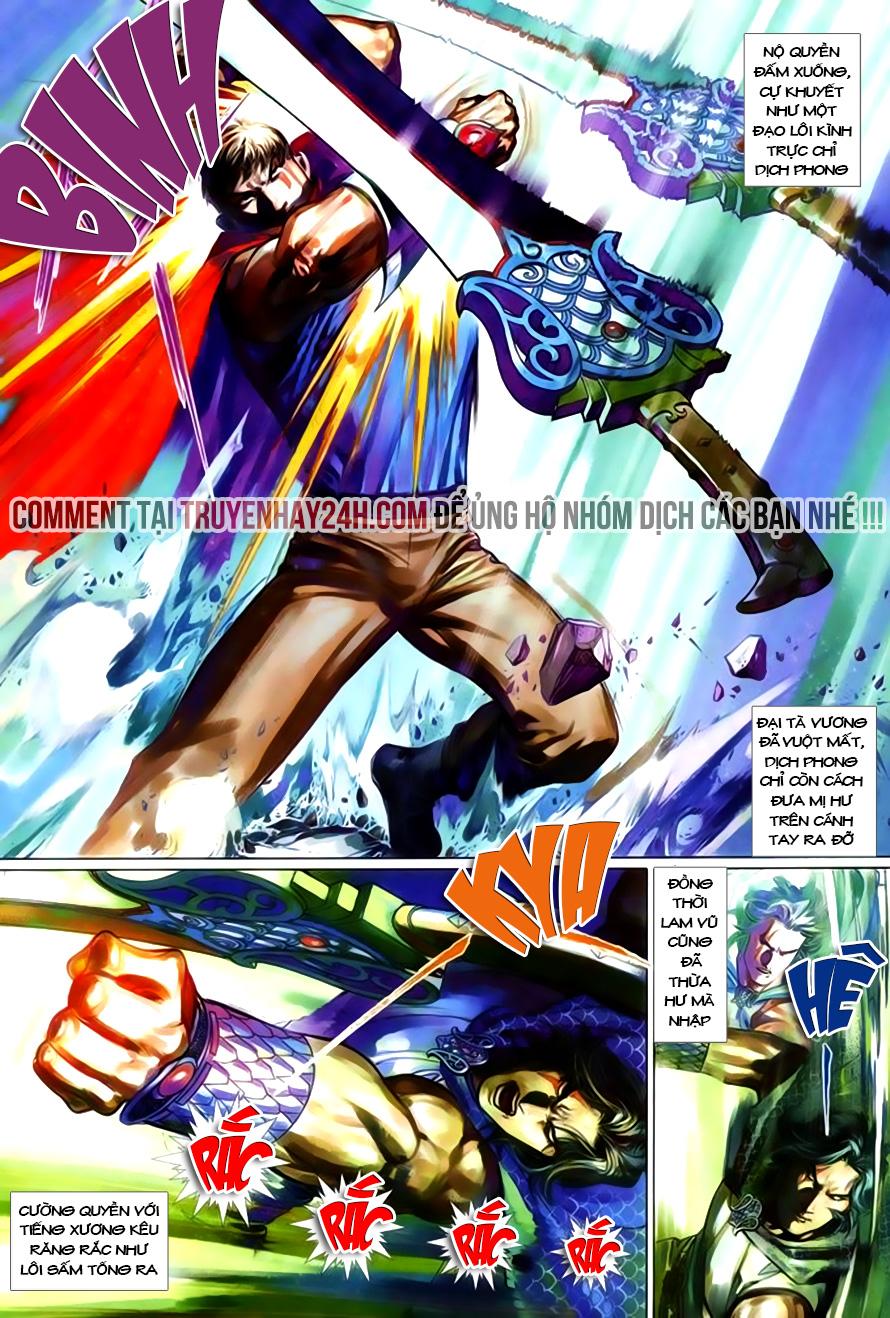 Phong Vân chap 410 Trang 33