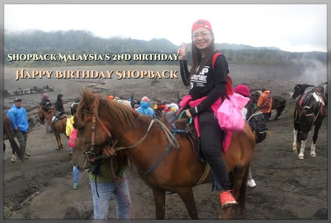 My Birthday Wishlist : ShopBack Malaysia's 2nd Birthday !