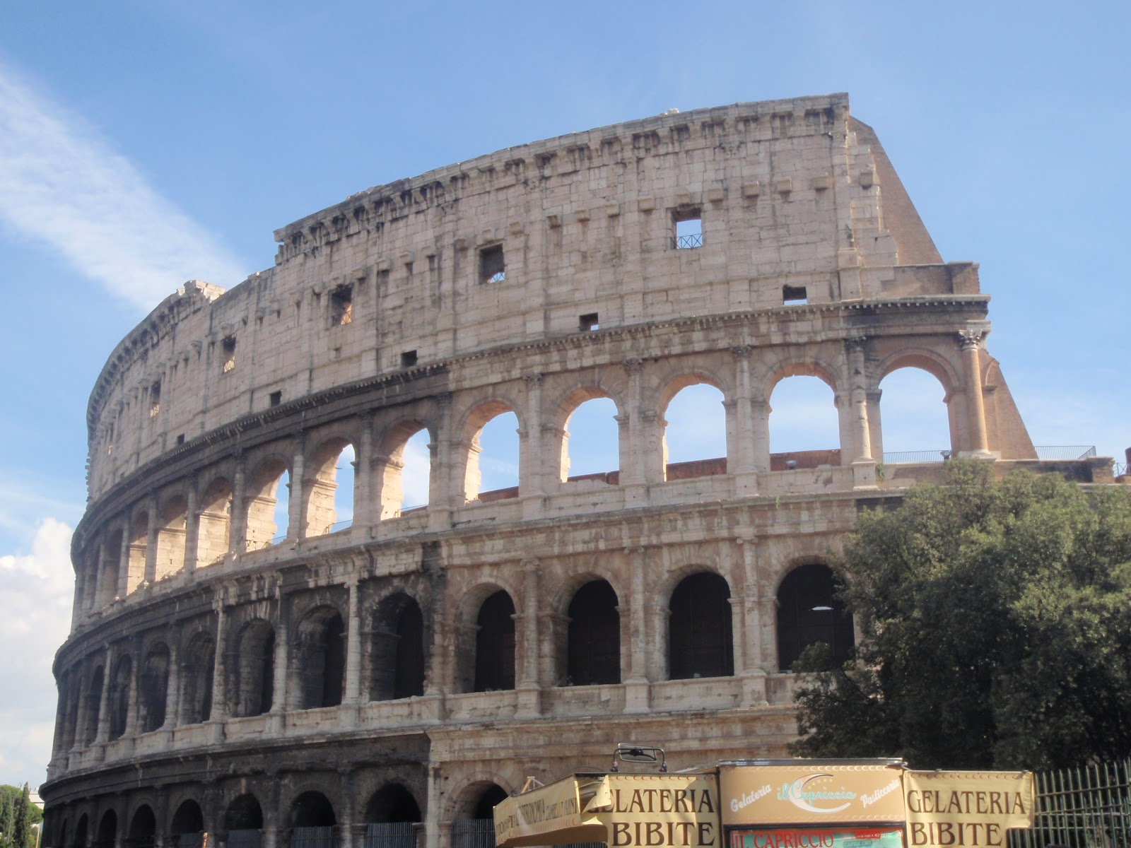 Pedal Pushers: Roman Colosseum