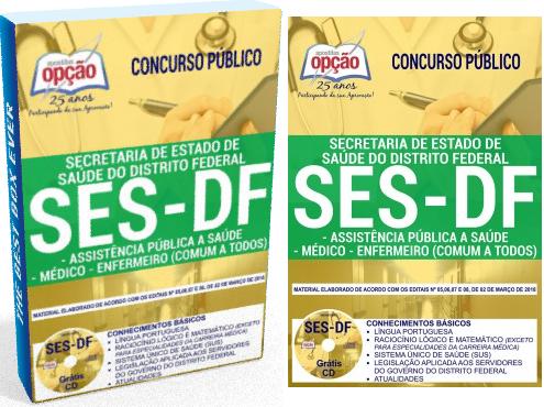 apostila SESDF Assistência Pública a Saúde