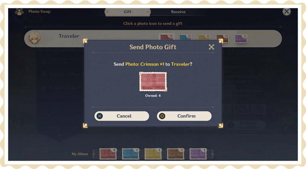 Genshin Impact: Guide to the Photo Event