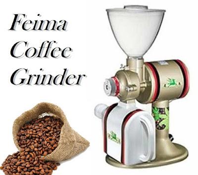 Mesin Grinder Kopi Feima Coffee Grinder