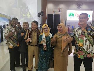 Tata Pemukiman dan Lingkungan Dengan 3D, ASN Indramayu Raih Terbaik di Jawa Barat