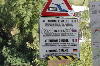 Vacanze in Umbria - Le Mole di Narni - Luoghi da vedere a Terni