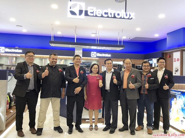 Electrolux, Electrolux Taste Experience,  German Chef, Chef Christian Mittermeier, Electrolux 100th Anniversary, TBM Electrical, TBM, Electrolux Kitchen Appliances, Central i City,  Shah Alam, Lifestyle