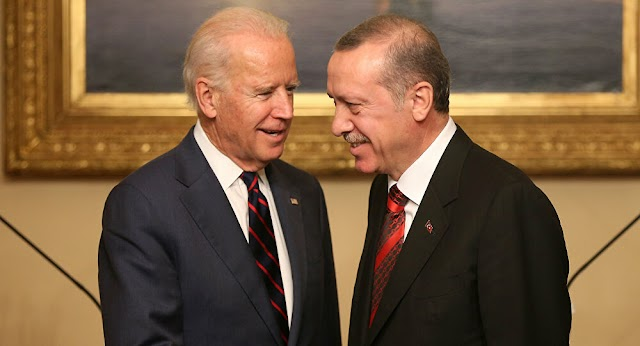 Turkish President Recep Tayyip Erdogan plans a meeting with US President Biden to mitigate tensions amid Ankara and Washington