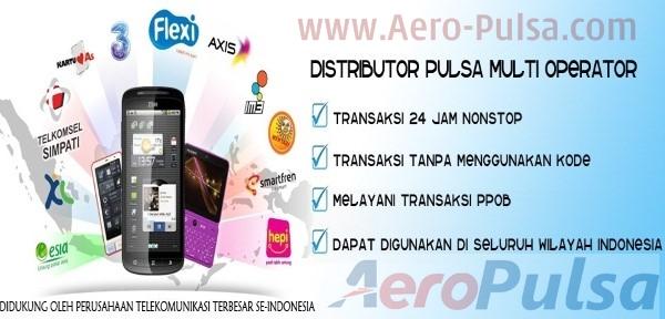aero-pulsa.com adalah Web Resmi Server Ae Mitra Aero Pulsa Murah Jember