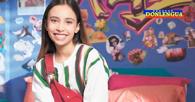 Joven maracucha ya es una estrella de las series de Disney
