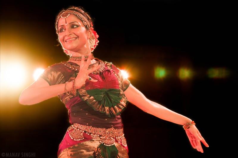 Kuchipudi Dance Performance presented by Shallu Jindal