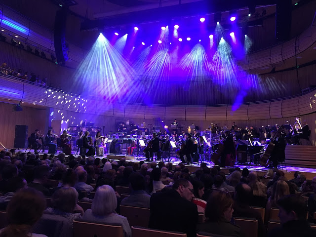 Royal Northern Sinfonia (RNS) Nights Out at Sage Gateshead with my Teen