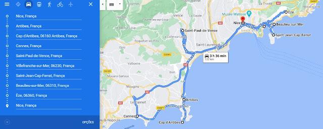 Costa Azul França