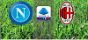 Serie A Napoli vs Milan Diretta Live