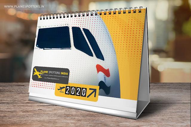 Order Calendar 2020