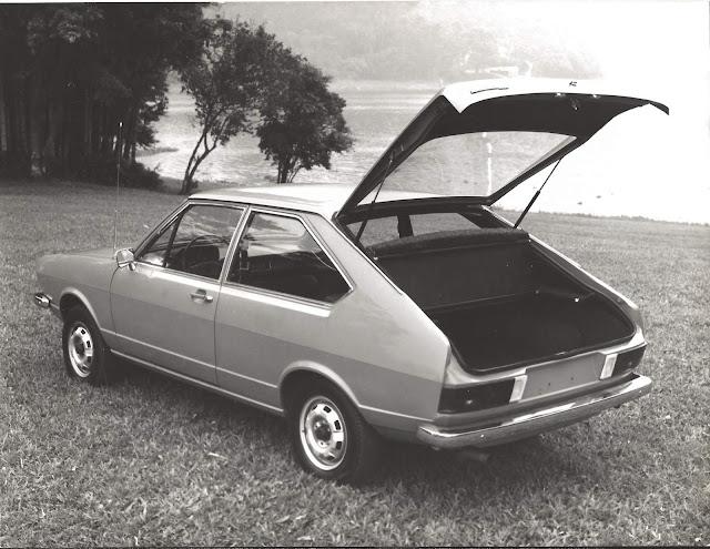 VW Passat 4 portas 1977