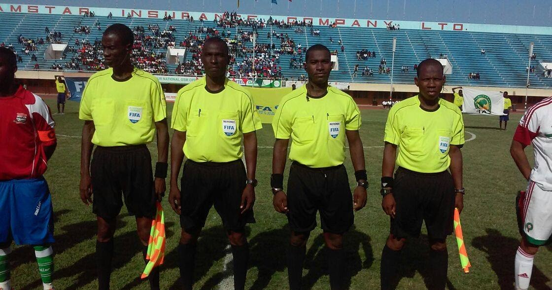 FIFA Referees News: 2017 CAF U-20 Championship - 2nd Round Qualifier