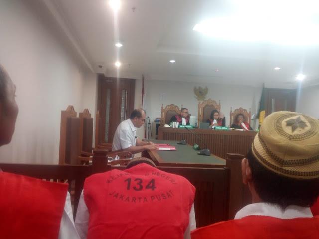 Sidang Gugatan PAMI Berjalan Panas, Rektor Unima Ajukan Permohonan Intervensi