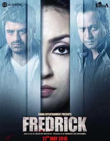 Fredrick 2016 Hindi 700MB CamRip XviD