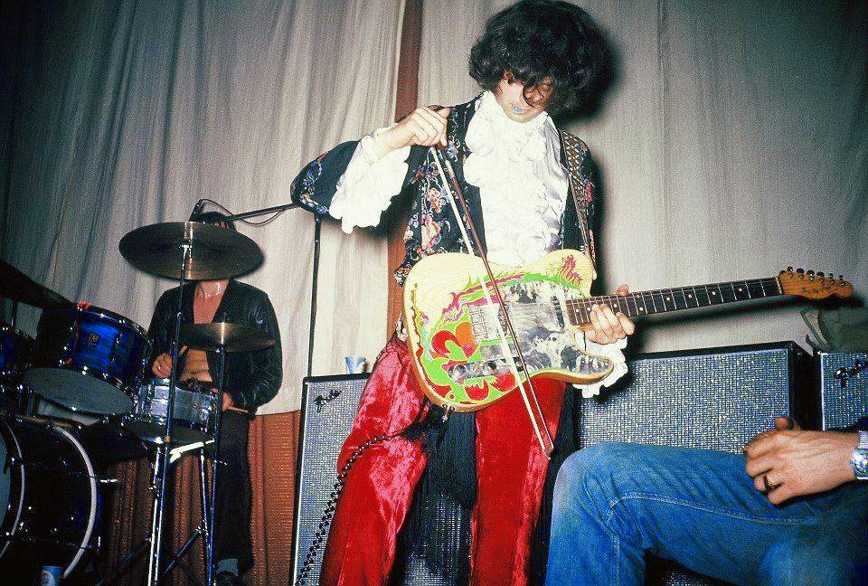 Yardbirds 1968 The Final Days