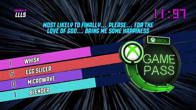 xbox game pass 2020 jackbox party pack 4 jackbox games xb1