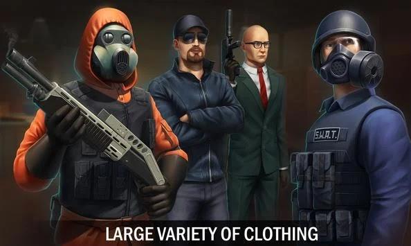 Crime Revolt Online FPS   تحميل لعبة Crime Revolt Online FPS كاملة مجاناً للأندوريد