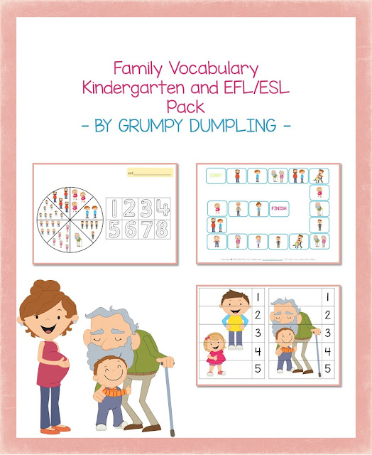 https://www.teacherspayteachers.com/Product/My-Family-Fun-Games-and-Activities-K-ESL-EFL-2642161