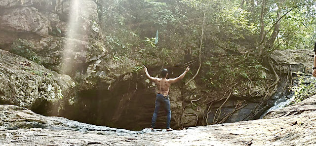 Nandinia - The unexplored waterfall of Odisha
