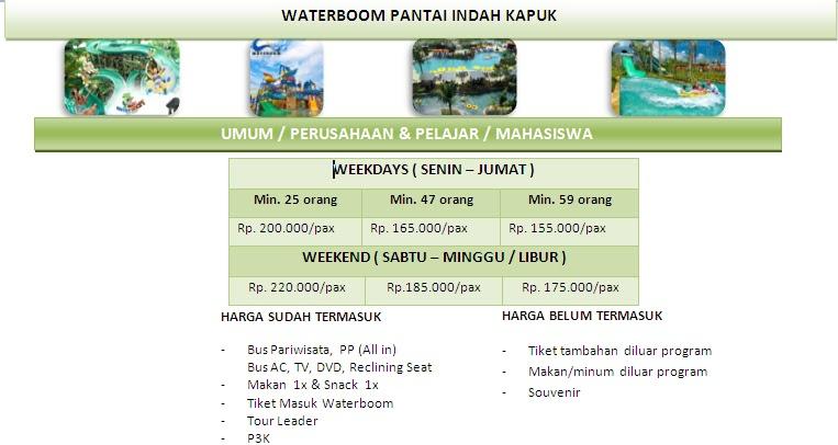 Harga Tiket Rombongan Taman Safari Indonesia Tiket