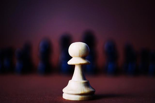 Chess Photo by George Becker Stocksnap.io