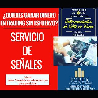SEÑALES DE TRANDIG FOREX AL ALCANCE DE TODOS