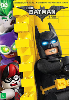 LEGO Batman: O Filme - BDRip Dual Áudio