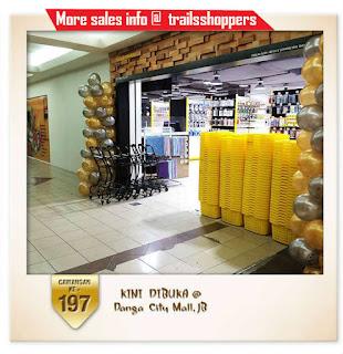 Mr DIY Opening Promotion @ Danga City Mall
