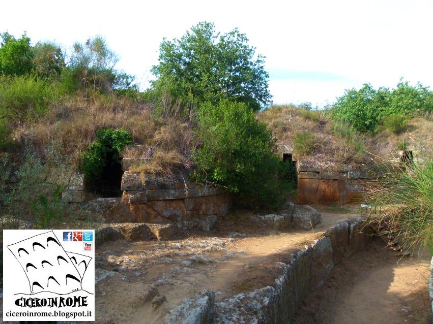 La Necropoli Etrusca della Banditaccia a Cerveteri: Visita Guidata