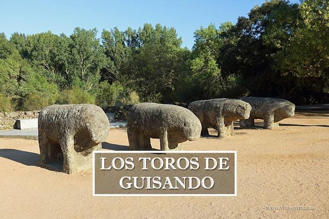 Los Toros de Guisando, una joya de la Edad de Hierro