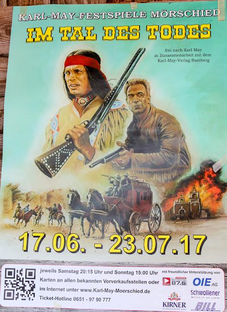 Plakat Karl May Festspiele