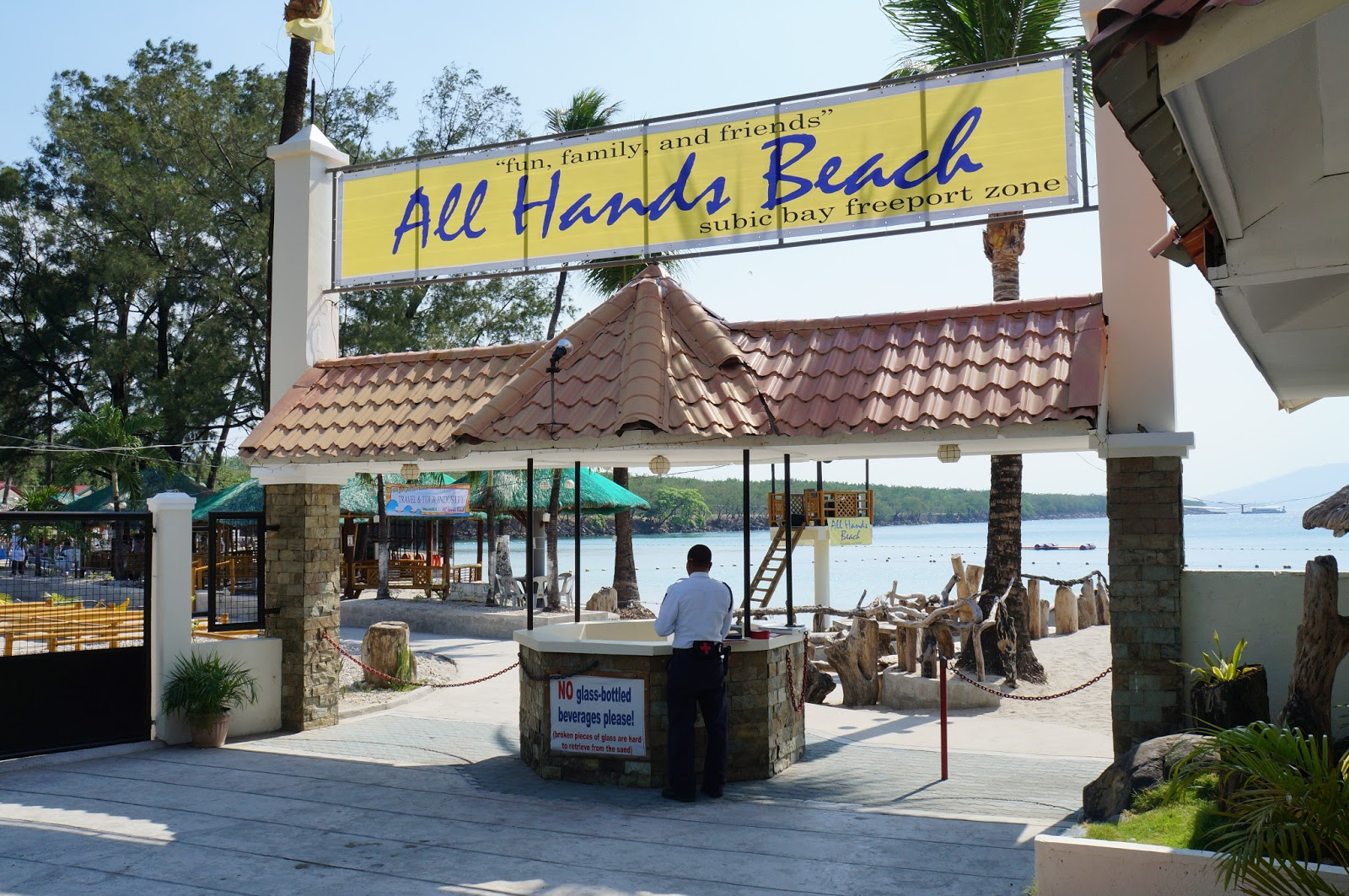 All Hands Beach Subic Bay Freeport Zones Resort For Everyone
